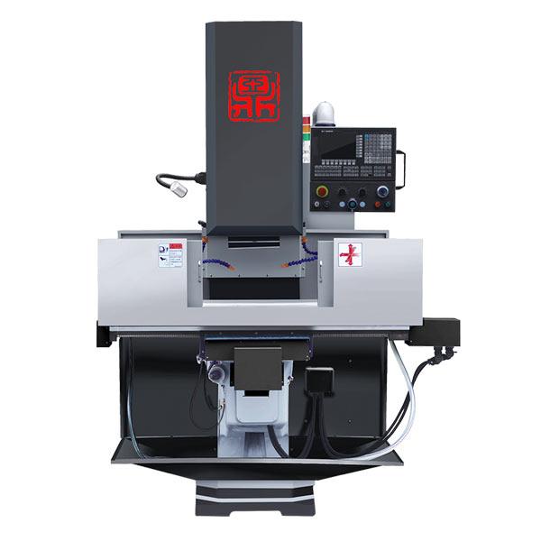 CNC5X数控铣床(4把刀库自动换刀)