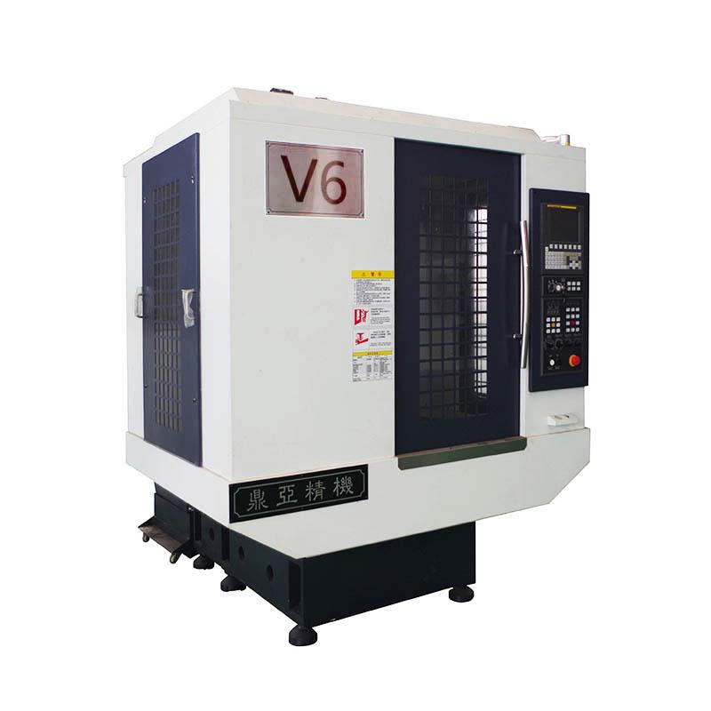 V6高速钻攻中心