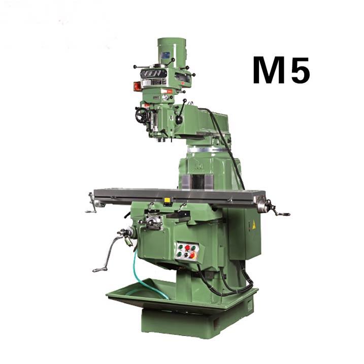 M5炮塔式铣床