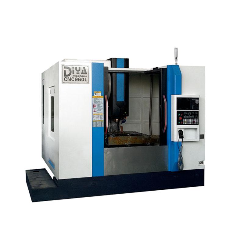 CNC960H两线一硬立式加工中心