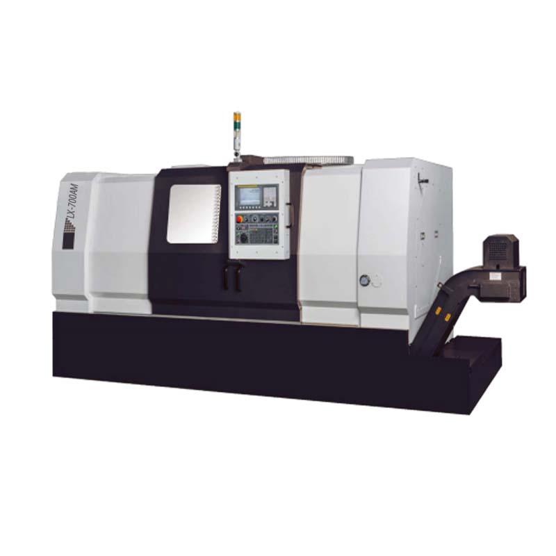 LX-700AM数控车铣复合中心