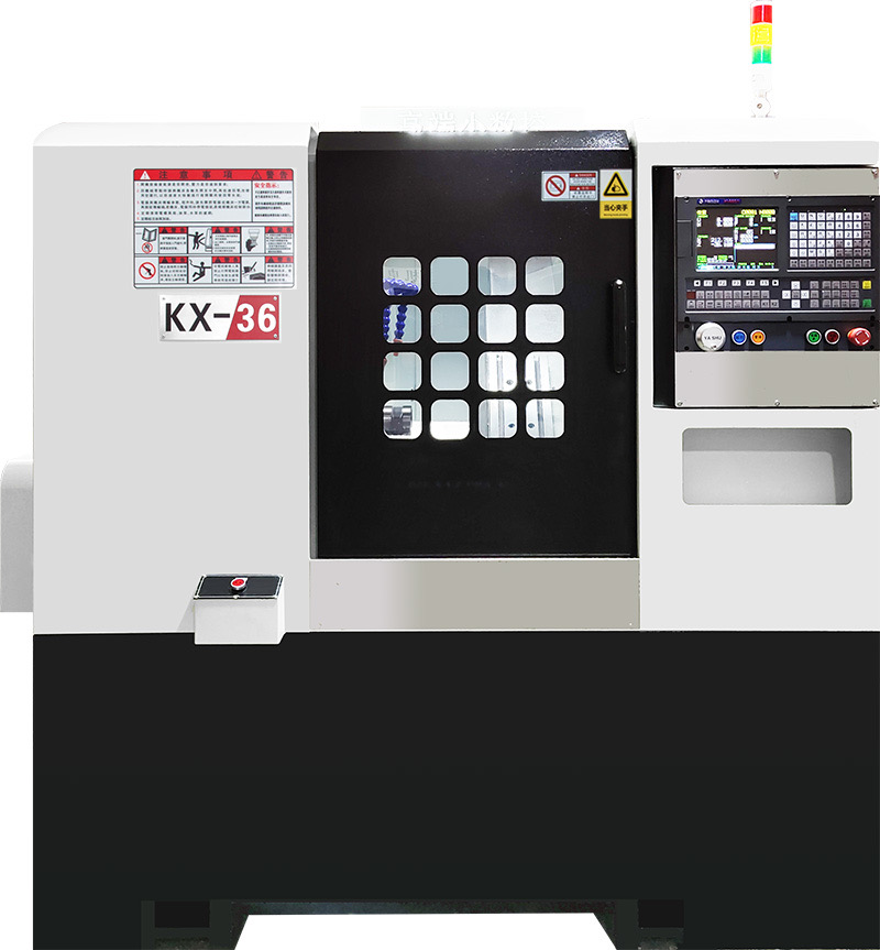 鼎亚KX-36-Y轴侧3型车铣复合